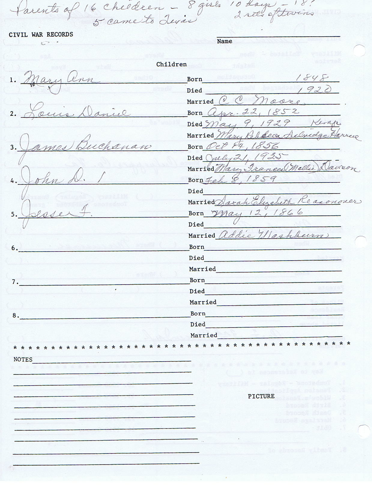 collins-kaufman_civil_war_records-3509a